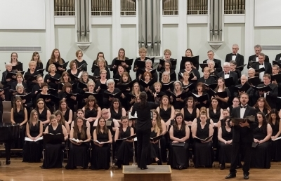 Ashland Area Chorus Invites Singers to Rehearsals Beginning Jan. 7