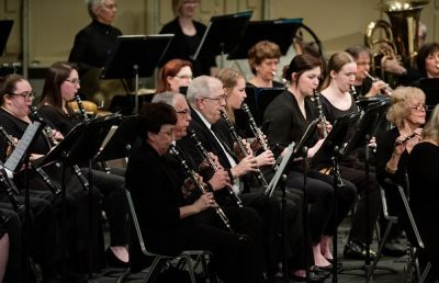 Ashland Community Concert Band Begins Rehearsals Sep. 10