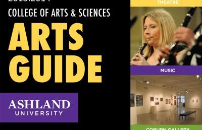 AU College Of Arts & Sciences Releases 2013-2014 Arts Guide