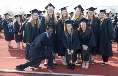 Details Regarding AU's Spring 2019 Commencement