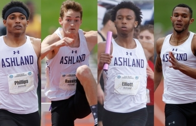 Pringle, 4x4 Win Gold As Eagle Men Finish Second