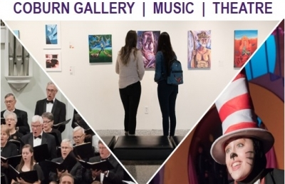 2018-2019 Ashland University Arts Guide Now Available