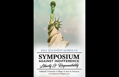 Liberty & Responsibility Is Focus of AU Symposium