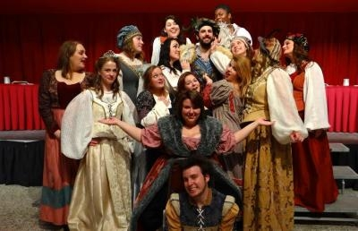 41st Annual Madrigal Feaste Tickets on Sale Sept. 26