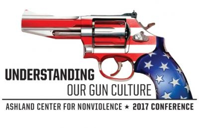 Ashland Center for Nonviolence to Hold Conference on 'Understanding Our Gun Culture'