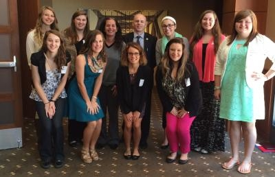 AU College of Education Faculty and Students Attend Conference