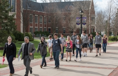 Ashland University Holds Ashland High School Day on Campus