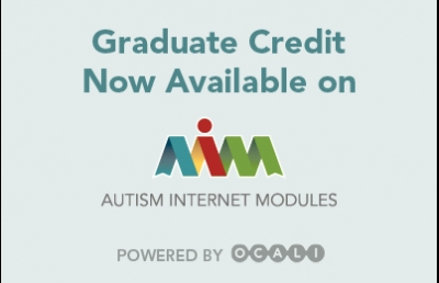 AU Professional Development Services Partners with Ohio Center for Autism
