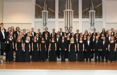 Spring Choral Concert Features Three Vocal Ensembles: Ashland University Choir, Chamber Singers & Women's Chorus