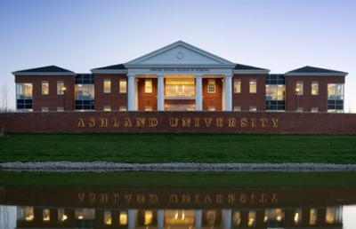 Ashland University Receives $1 Million from State Capital Bill