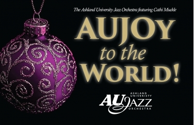 Ashland University Jazz Orchestra to Offer CDs at Homecoming Concert