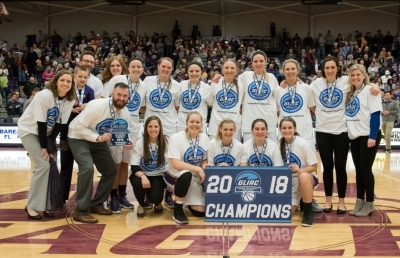 Ashland University Women's Streak at 68; Tickets Available for Regional Tournament