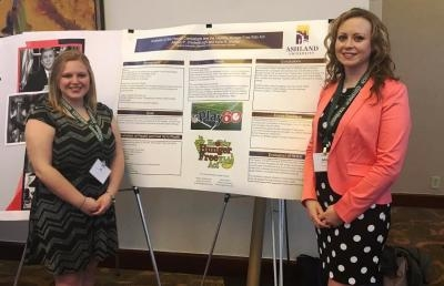 Ashland University's Department of Communication Studies Makes Strong Showing at Regional Conference