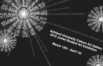 Ashland University Student Art Exhibition to Open March 12