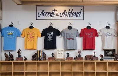 Ashland University Campus Store Creates T-Shirt Series
