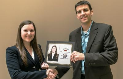 AU Student Awarded The J.M. Smucker Company Annual Scholarship