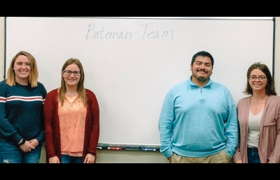 Ashland University Students Selected to Compete in Case Study Competition