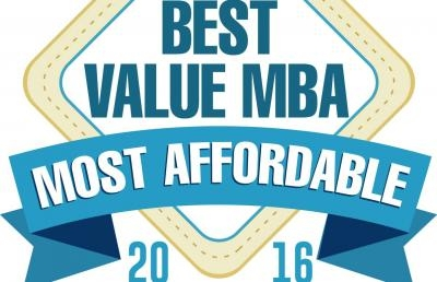 Ashland University's Online MBA Program Ranked Second for 2016