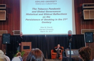 AU Holds Lecture to Commemorate 50th Anniversary of Interdisciplinary Science Course
