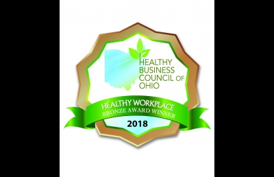 Ashland University Receives Ohio Healthy Worksite Bronze Level Award