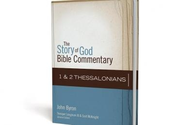 Ashland Theological Seminary's John Byron Authors Commentary