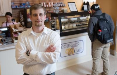 Grand Opening Set for Café in Dauch College of Business and Economics