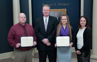 Ashland University Business Students Receive CMA Scholarships