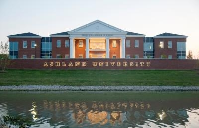 Ashland University Slates Dedication, Ribbon Cutting Ceremony