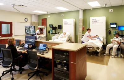 Ashland University Wins Awards for Nursing Simulation Center
