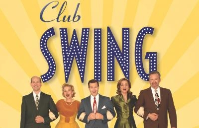 """Club Swing"" Show Celebrates Big Band Era Through Theatre And Music"