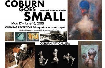 Ashland University Coburn Gallery Hosts Juried Exhibition