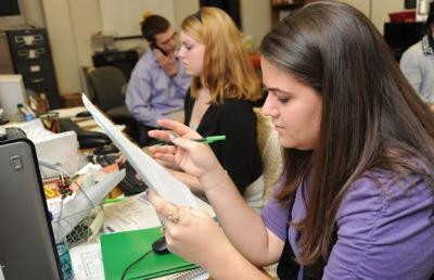 Ashland University's Department of Journalism and Digital Media Recognized Nationally