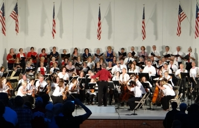 Locals Invited to Sing in ASO Pops in the Park Concert
