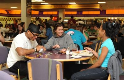 Ashland University Campus Dining Wins Award