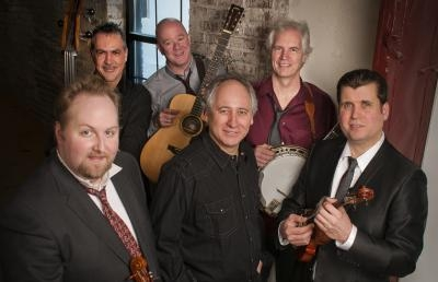 The DePue Brothers Band offering a vivid blend of classical, blues, rock and bluegrass music