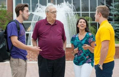 Ashland University Emeritus Professor Establishes Charitable Gift Annuity