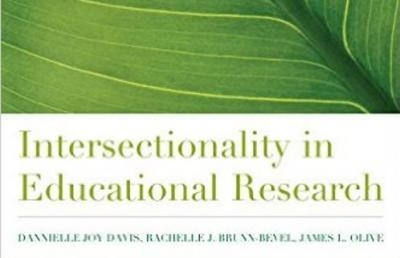 Ashland University Education Professor Co-Edits Book on Intersectionality in Educational Research