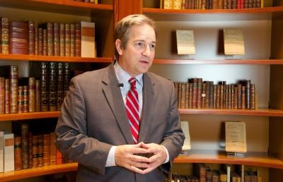 George Washington Topic of Ashbrook Luncheon Lecture