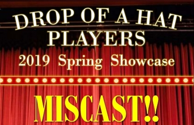 Drop of a Hat Performs Miscast Musical Theatre Songs