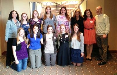 Ashland University Education Students and Faculty Attend Conference