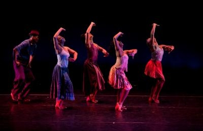 Eleone Dance Theatre to Perform Ohio-Premiere of Dianne Mcintyre's 'Up The Road A-Piece'