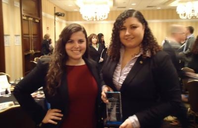"Ashland University Student Recognized as Northeast Ohio's ""Best Intern"""