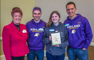 Ashland University Student Teams Compete in 2019 Ohio HR Games
