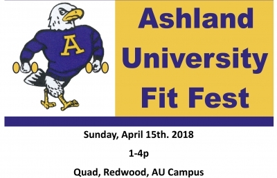 AU Health Sciences Department to Hold Fit Fest on April 15