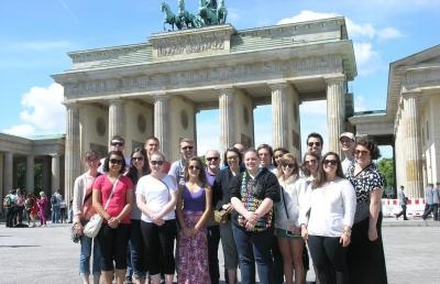 Ashland University Group Spends Three Weeks in Germany