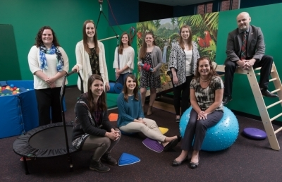 Grant Leads to Development of Sensory Rooms in Ashland University's College of Education and Elyria Campus