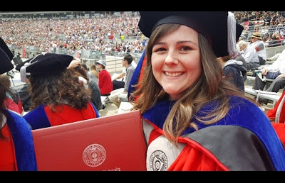 Ashland University Toxicology Alumna Receives Ph.D.