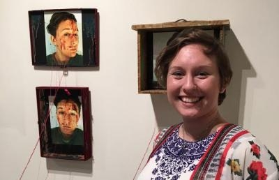 Ashland University Students Receive Awards at 2016 Senior Art Exhibition