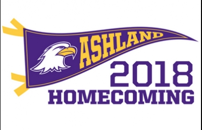 Ashland University Slates 2018 Homecoming and Family Day Festivities