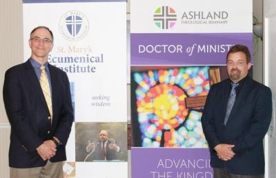 Ashland Theological Seminary Forms Partnership with St. Mary's Ecumenical Institute